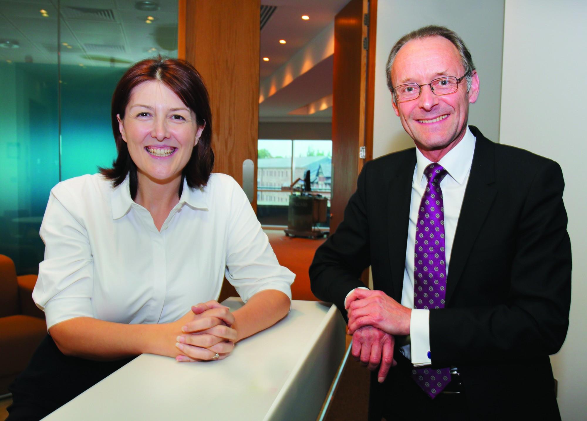 Dianne Sharp CBI-NE and Hugh Welch Muckle LLP