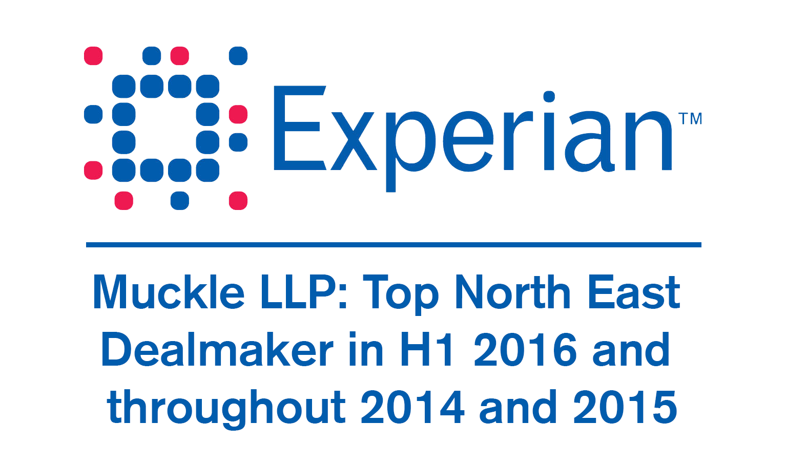 Experian Top dealmaker H1