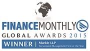 FMGA15 Winners Logo Muckle LLP