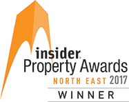 Insider North East Property Awards 2017 WINNER