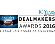 Insider Dealmakers Awards 2016 Logo