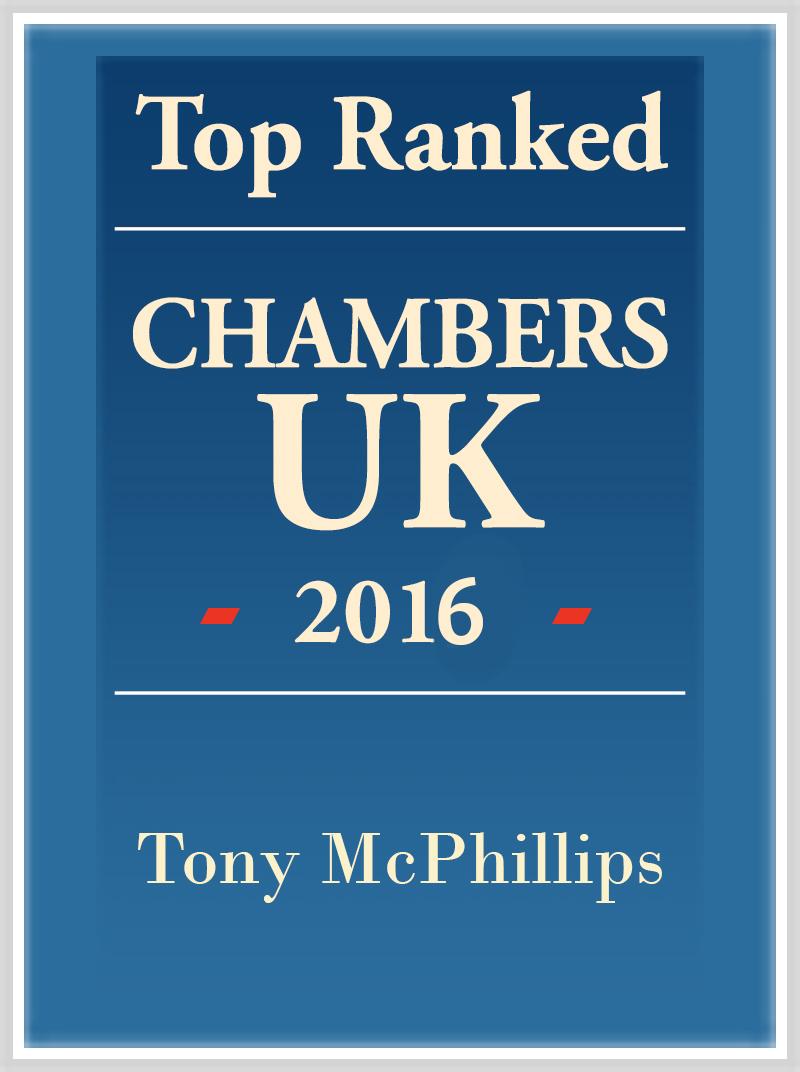 Tony McPhillips Top Ranked 2016 Logo