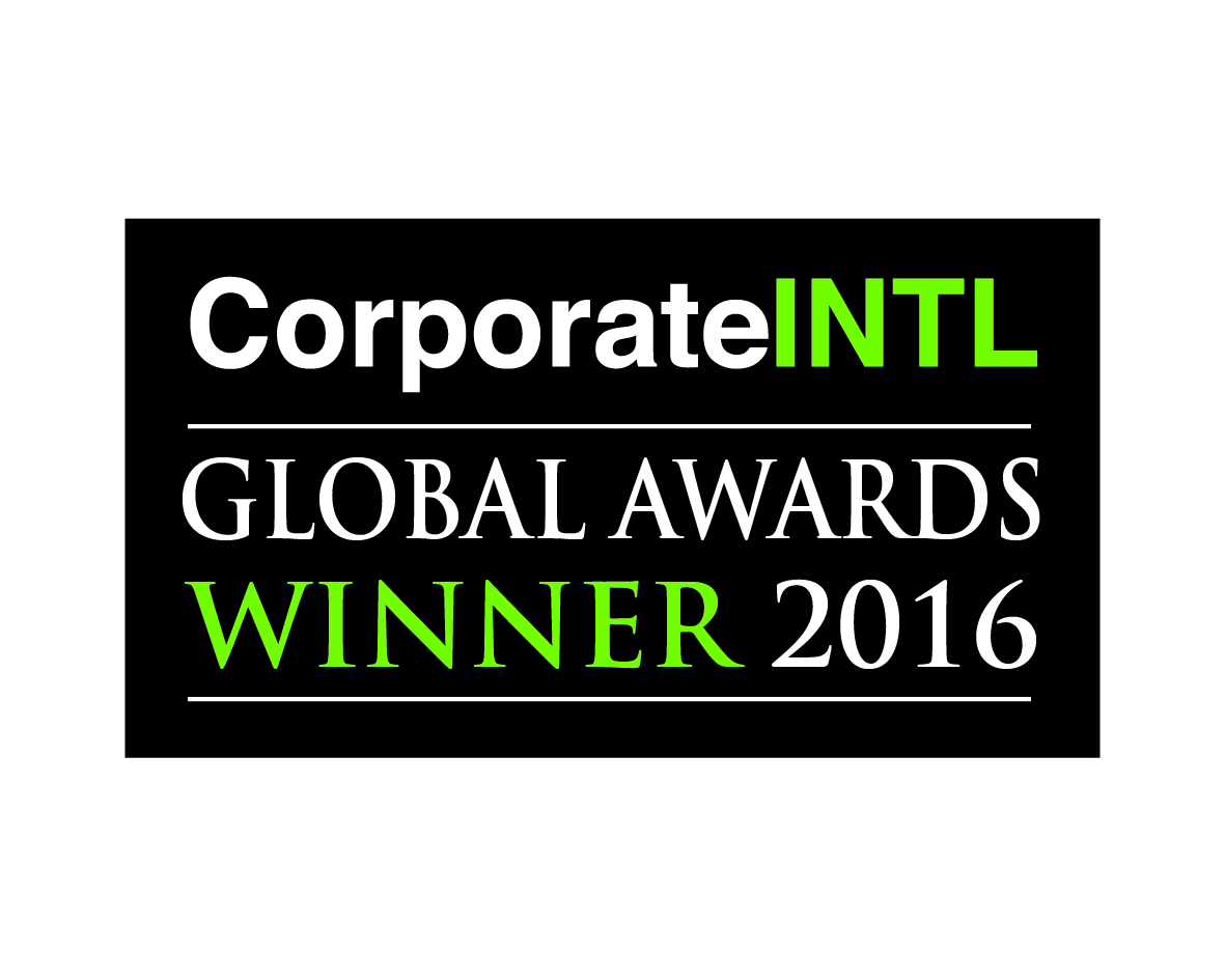 Corporate International Global Awards Winner 2016