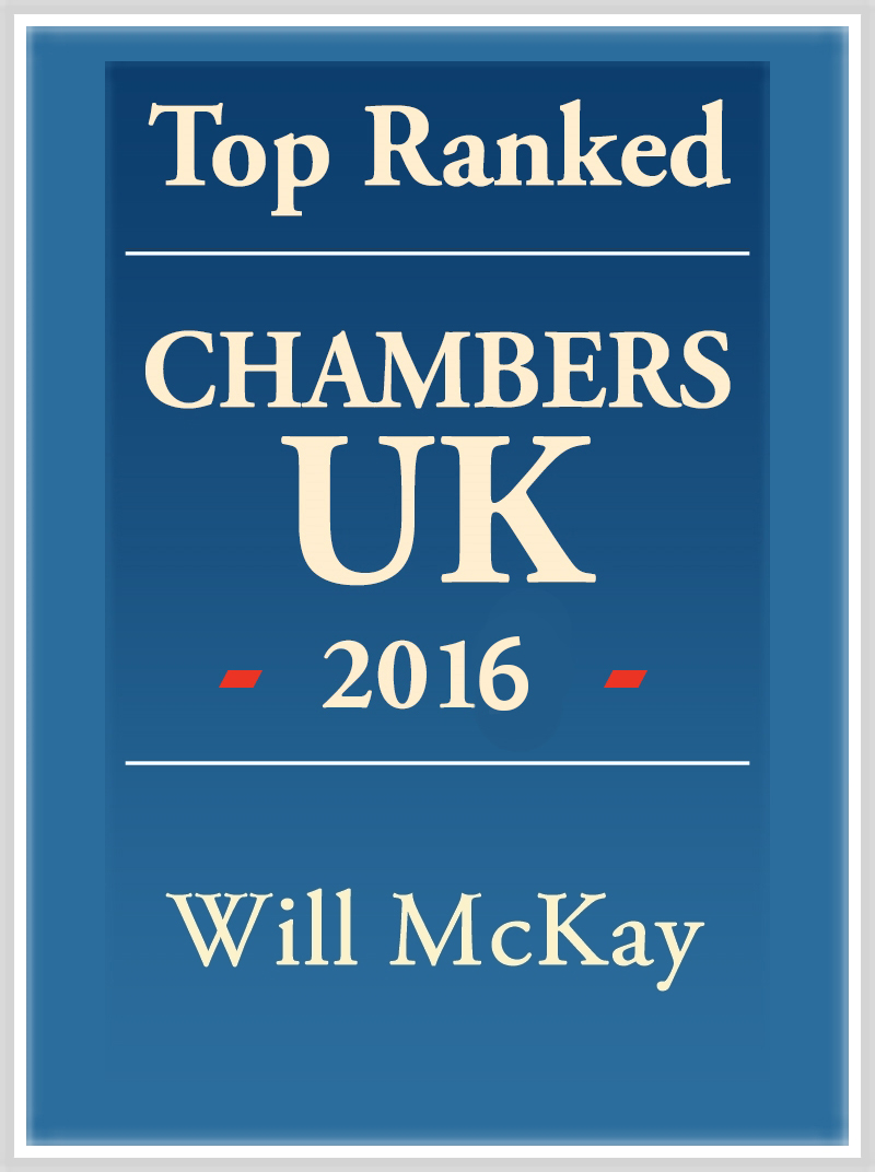 Will McKay Top Ranked 2016 Logo
