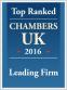 2. Top Ranked Chambers UK 2015 – Leading Firm