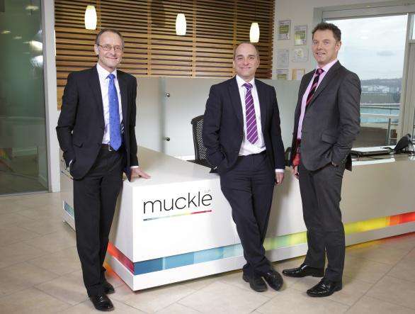 Hugh Welch, Jason Wainwright & Stephen McNicol, Muckle LLP
