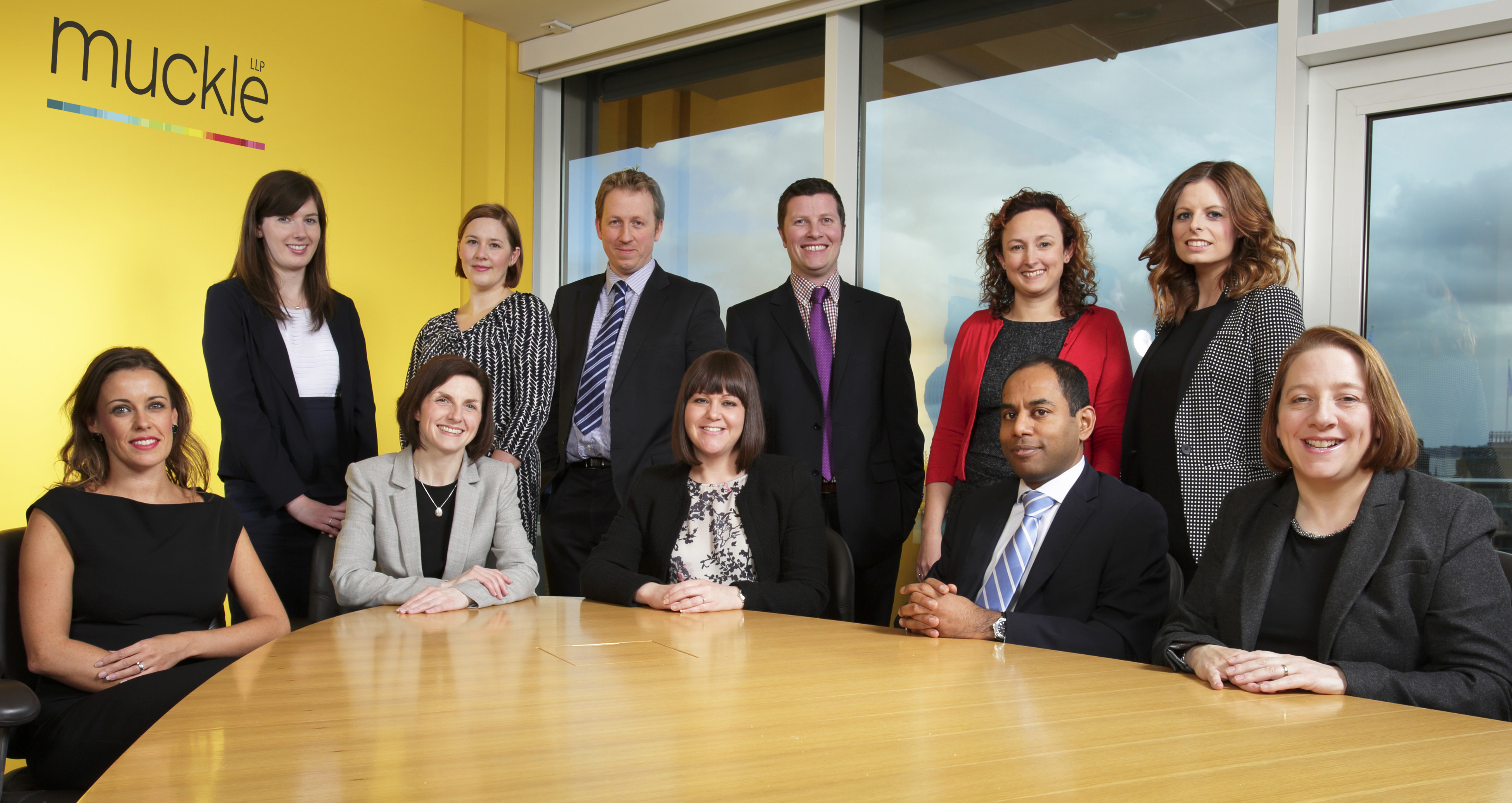 Muckle LLP's Banking and Restructuring Team