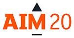 AIM 20 Logo