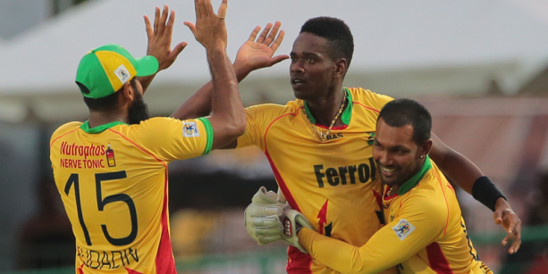 Caribbean Premier League players
