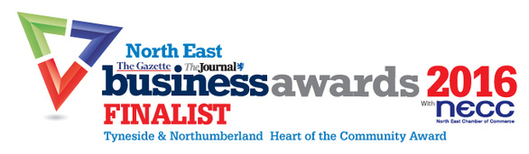 Finalist_Tyneside & Northumberland_Heart of the Community award