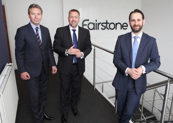 Shawn Bone - Cavu, Lee Hartley - Fairstone, Philip Clare - Muckle