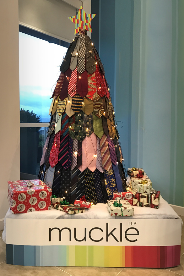 Muckle LLP Tie Tree