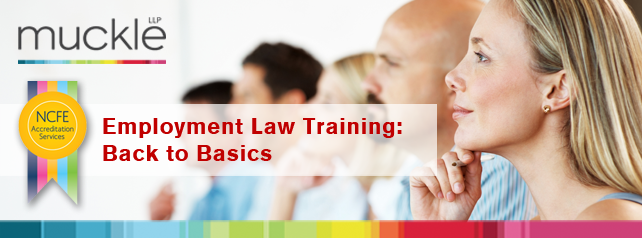 Employment Law Training - Back to Basics