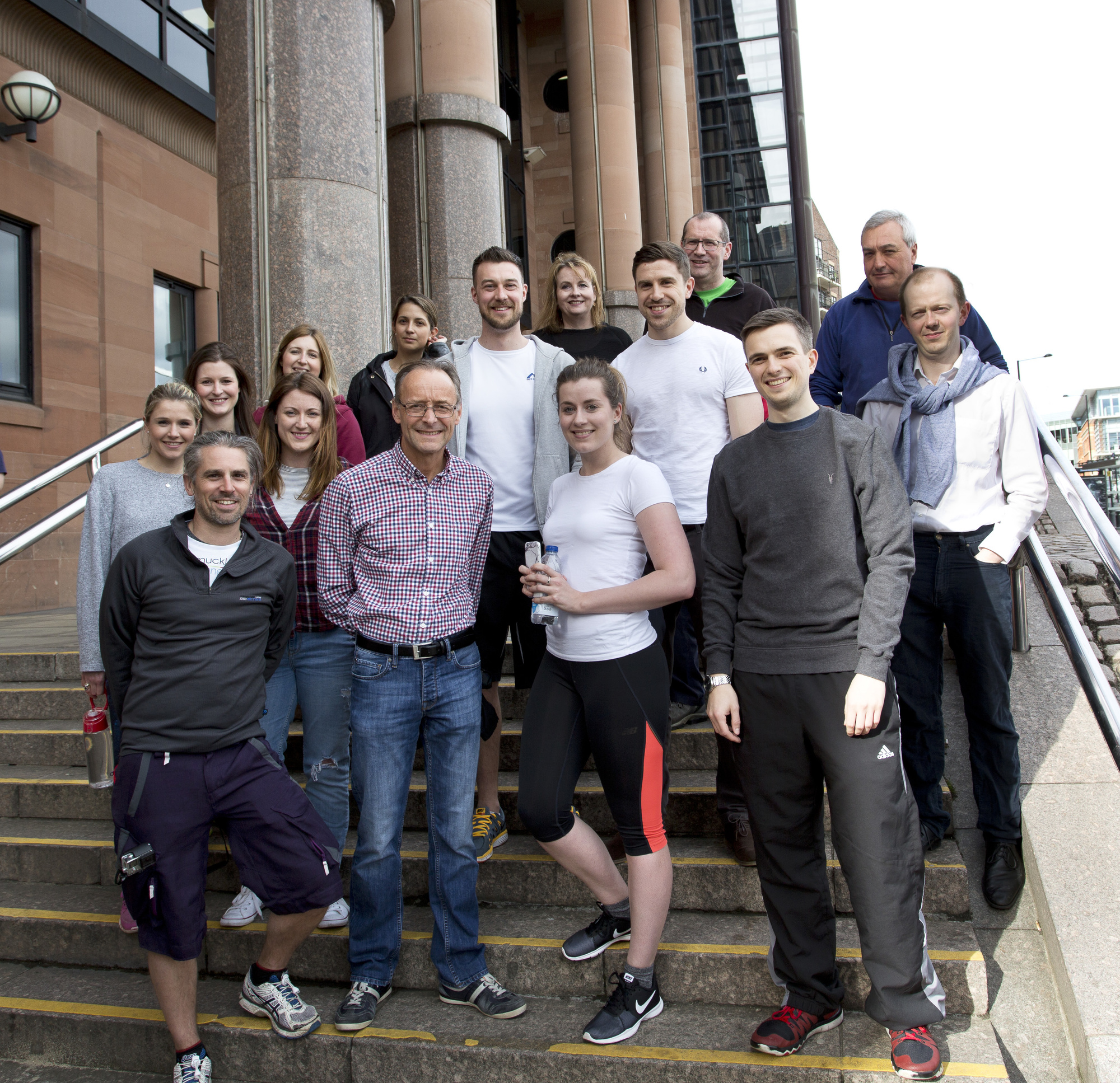 Muckle North East Legal Walkers