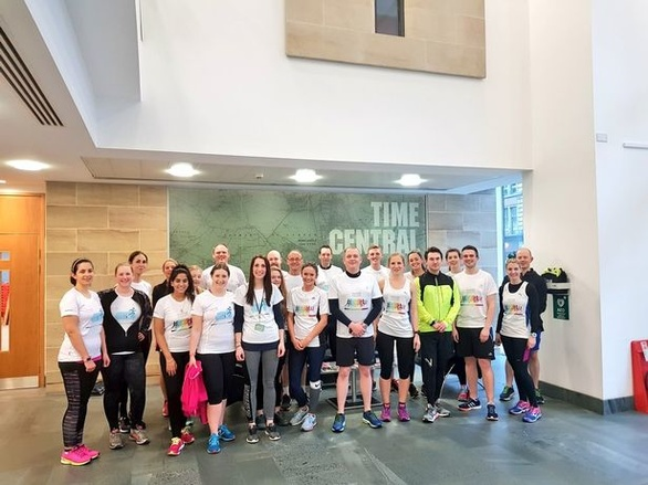 Muckle Runners, one of many elements that make Muckle a great place to work