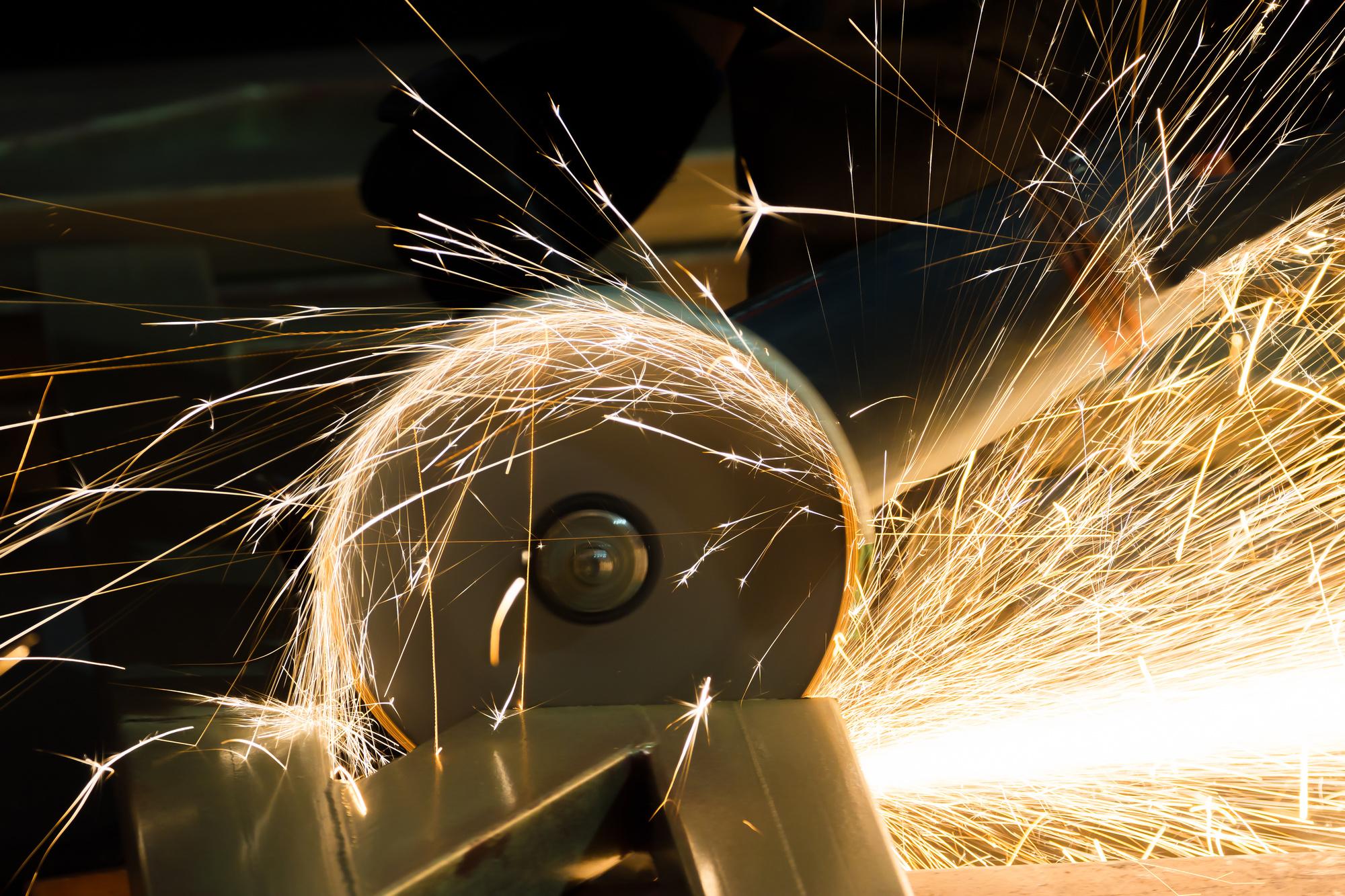 Metal sheet fabrication