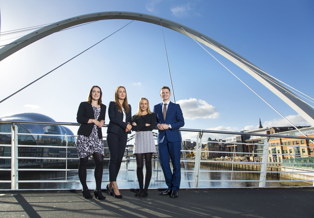 Muckle LLP apprentices