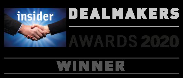 Insider Dealmakers Award Winners 2020