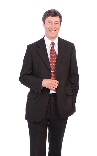 Andrew Davison OBE