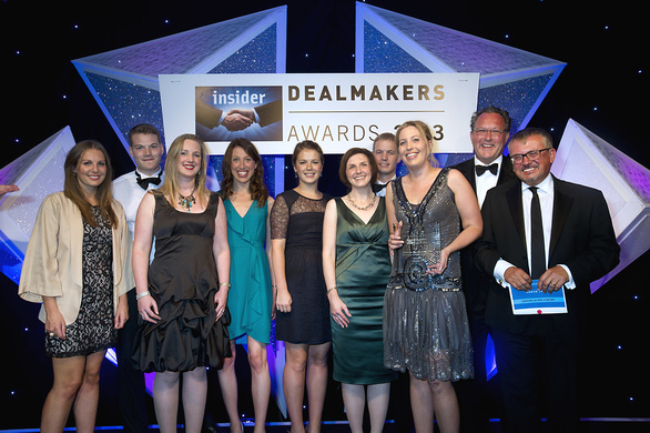 Insider Dealmakers win 2013