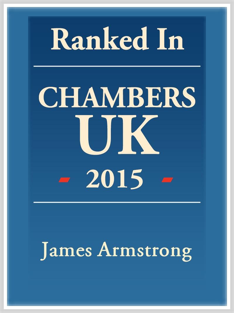 James Armstrong Chambers Logo