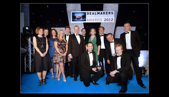insider dealmakers 2012